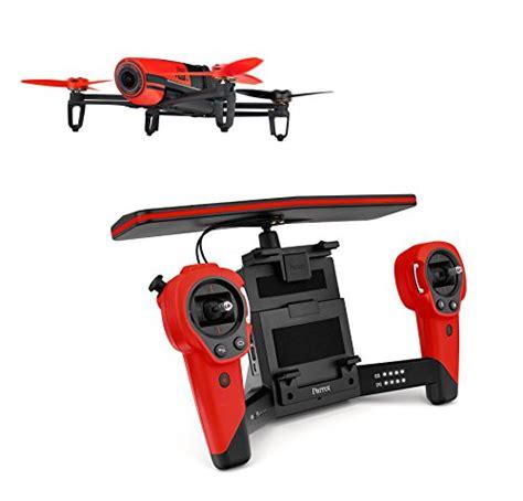 parrot bebop quadcopter drone  sky controller bundle red innoculouscom