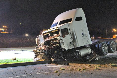 Semi-truck Accident At Highway 50 Claims Life