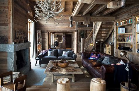 decordemon luxury ski chalet in meribel france