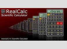 RealCalc Scientific Calculator Apps on Google Play