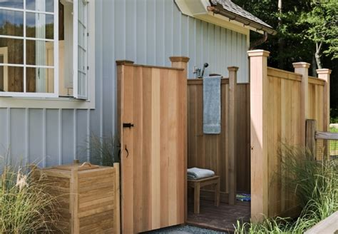 Outdoor Showers : It's That Time Of Year...ode To The Outdoor Shower...again