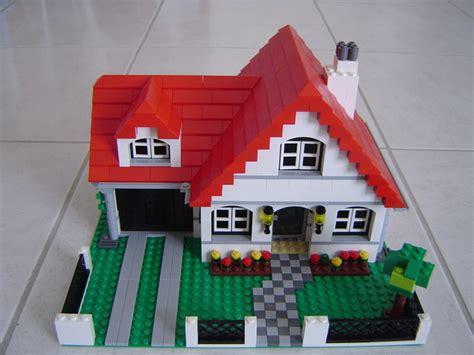 notice lego maison