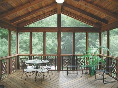 screened porch  enjoy outdoor indoor decohoms