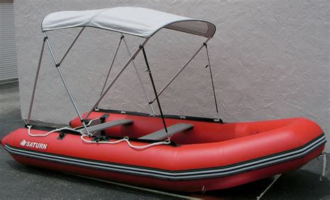 raft with canopy accessories parts 4 bow deluxe boat canopy
