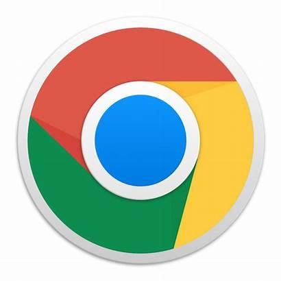 Chrome Google Icon App Yosemite Updated Mac