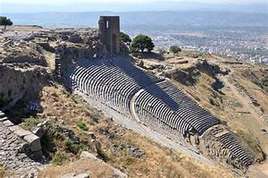 Ancient amphitheatres and theatres in Asia Minor | Turkish Archaeological News