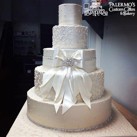 traditional wedding cake traditional wedding cakes done right palermo 39 s custom cakes bakery