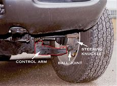 Control arm problems, when to replace, repair cost