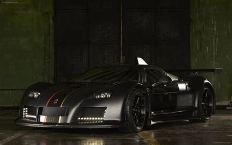 Gumpert Apollo Enraged 2012 Widescreen Exotic Car Picture