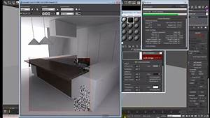 Making Of Kitchen  Modelling  Rendering  Postediting