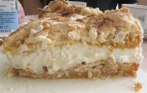 Zitronen-baiser Torte (rezept Mit Bild) Von Maxie