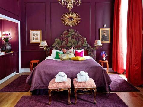 chambre violet aubergine revger com couleur aubergine chambre idée inspirante