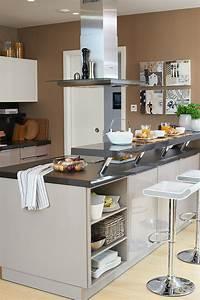 Farbgestaltung Küche Wand : wandfarbe mocca w nde streichen in eine kaffeebraune farbnuance ~ Sanjose-hotels-ca.com Haus und Dekorationen