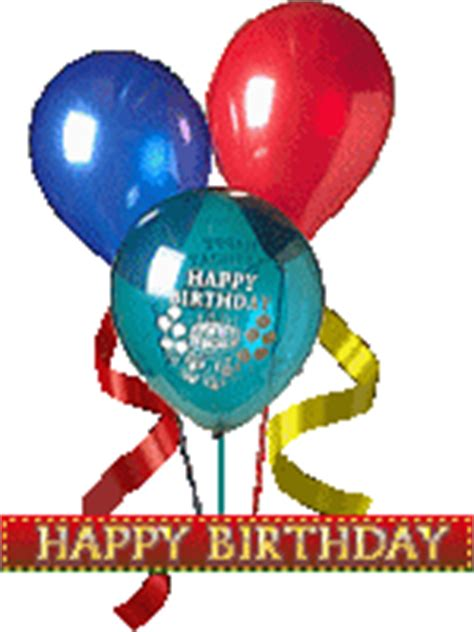 floating candles free birthday clipart animations