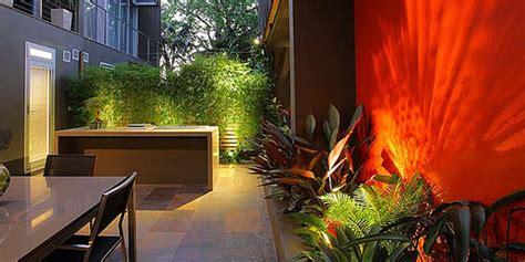 tips merancang pemandangan indah  taman rumah minimalis