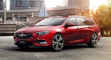 opel insignia 2018 opel insignia opc rendered in sports tourer form