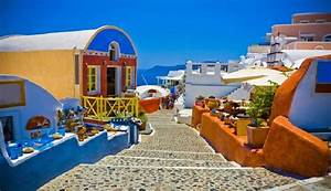 Santorini luxury honeymoon vacation package romantic for Honeymoon packages santorini greece