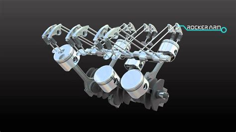 3d Engine Animation Wallpaper - automobile engine parts animation www pixshark