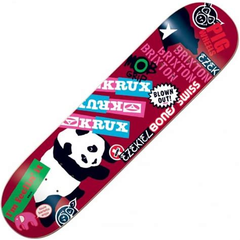 Enjoi Skateboard Deck 775 by Enjoi Skateboards Enjoi Louie Barletta Sponsored