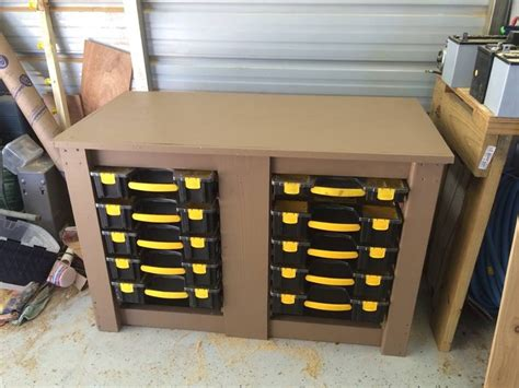 nut and bolt storage cabinets stanley tote storage cabinet by skullywoodmetal