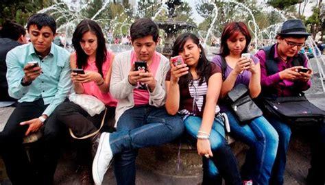 Más del 54% de los adolescentes mexicanos tienen el