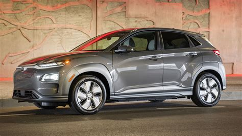 2019 hyundai kona electric first the new normal