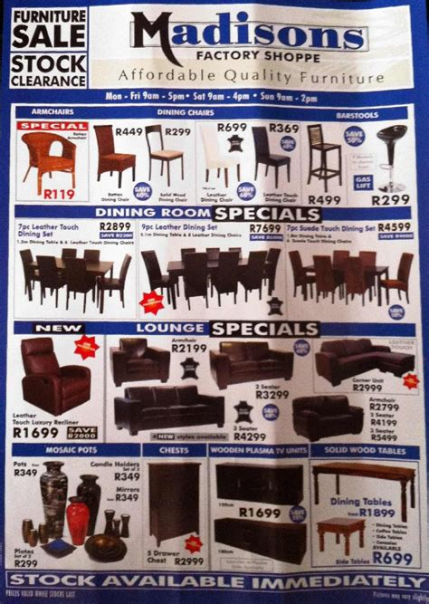 Affordable Bedroom Furniture Stores by Madisons Factory Shop Affordable Quality Furniture