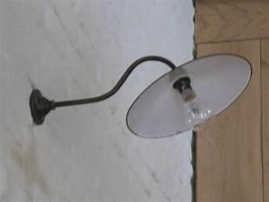 authentieke stallamp / VERKOCHT CM Country Concept