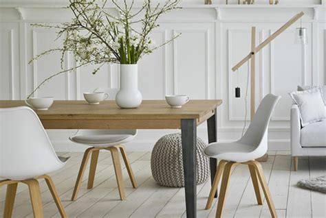 Nordic Chic Chaise Scandinave