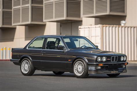 1986 bmw e30 alpina b6