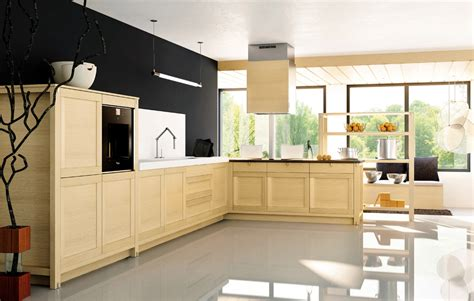 cuisine chene blanchi square kitchen decor stylehomes