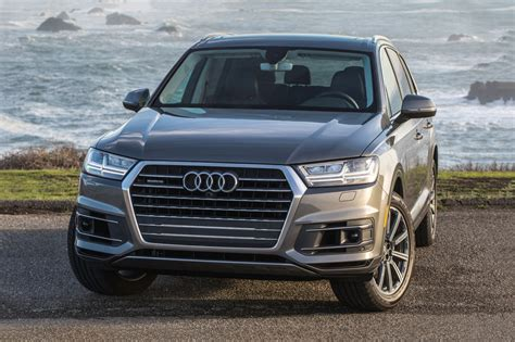 2018 Audi Q7 Pricing  For Sale Edmunds