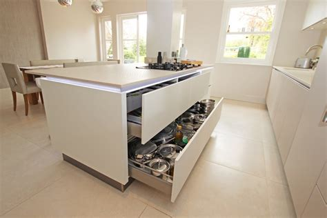 kitchen island with drawers kitchen with pillar
