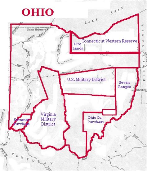 Ohio And The Indian Wars Of The Northwest Territory