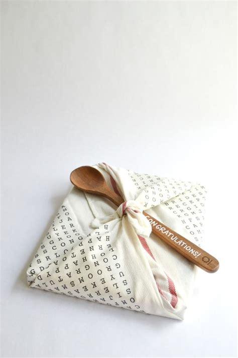 gift ideas for kitchen tea and practical kitchen tea gift wrapping idea a