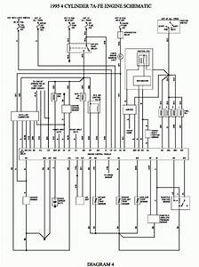 10  1999 Toyota Corolla Electrical Wiring Diagram