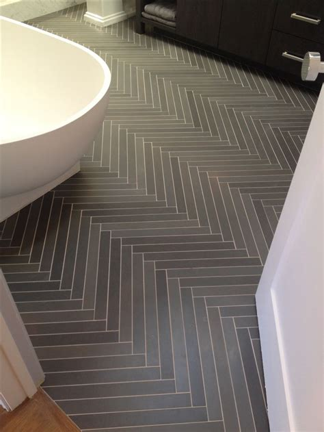 herringbone tile floor kitchen contemporary with accent herringbone proportions tile and