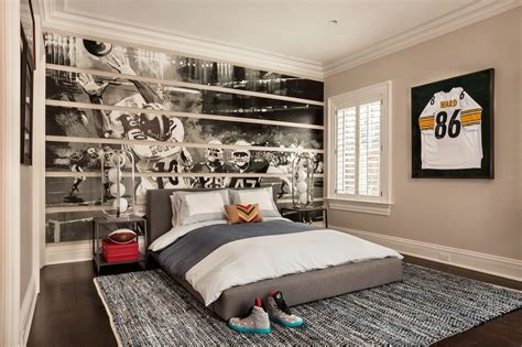 Houzz Bedroom Ideas by Room Boys Bedroom Ideas Houzz With Sporty