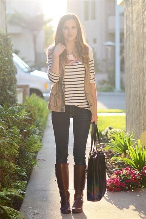 stylish outfits  wear  long boots  season