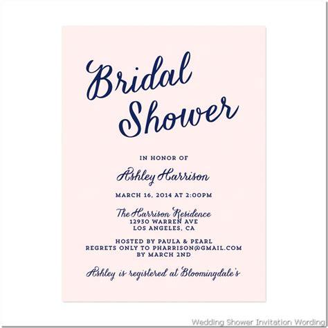 wedding shower invitation wording bridal shower invitation wording fotolip rich image and wallpaper