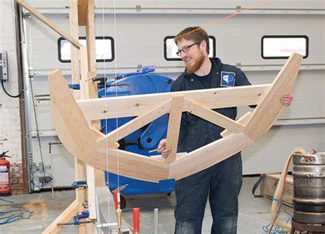 ibtc international boatbuilding training college
