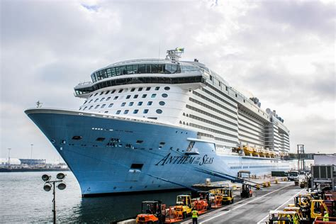 Live Blogging From Anthem Of The Seas  Preamble  Ikudoz