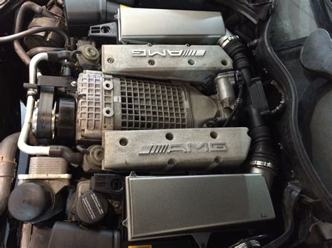 In the end, its engineers found that. Mercedes C32 AMG W203 Supercharger Rebuild by Power Performance - Torque Performance Taupo New ...