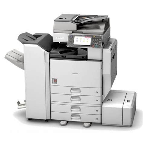 agrafeuse bureau photocopieur couleur ricoh mp c4503 asp burotic store