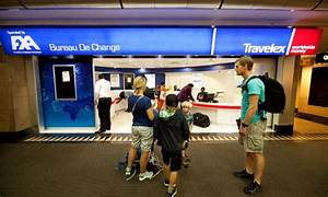 Exchanging Travel Money At The Airport Costs Holidaymakers