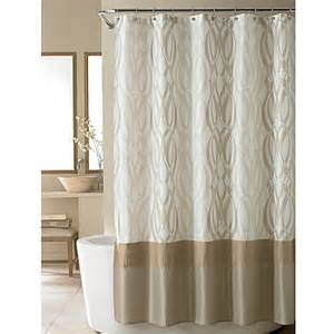 nicole miller 174 golden rule fabric shower curtain bed