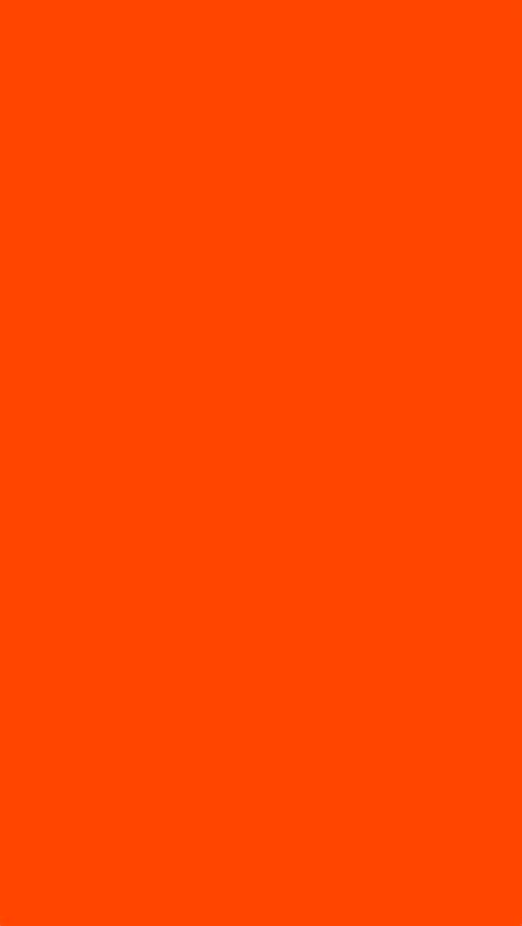 Plain Orange Wallpaper by 640x1136 Orange Solid Color Background Phone