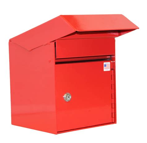 post mail boxes outdoor secure payment locking drop box locking drop boxes