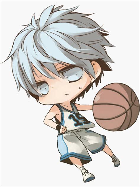 sticker tetsuya kuroko kuroko no basket chibi par