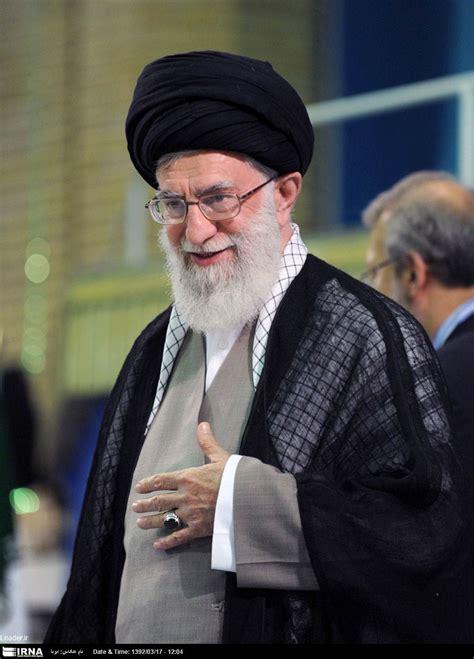iran supreme leader   trustworthy